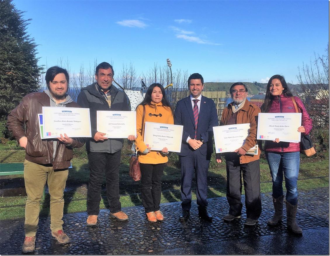 Prepiación concurso 2019 en provincia de Llanquihue