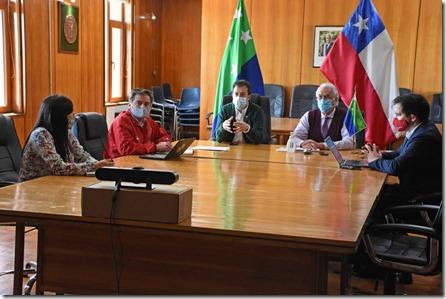 Reunión Ministro y Cámaras regionales (1)
