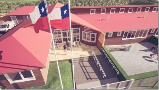 Diseño futura escuela de Compu