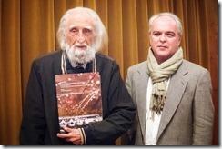 Alejandro Lavanderos con Gaston Soublette 150ppp