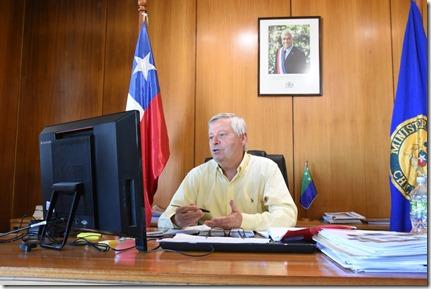 Reunión ministro