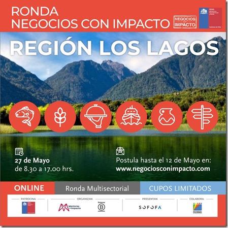 1. Gráfica Ronda Región de Los Lagos