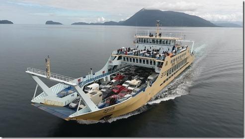 Transbordador - Foto Naviera Austral