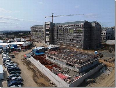 Construccion Hospital de Ancud